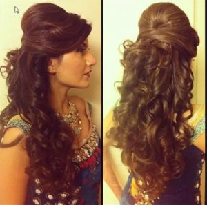 Different Indian Hairstyles For Long Hair Biomax Beauty