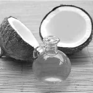 Dry Damaged Hair Treatment with coconut Oil